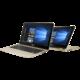 ASUS VivoBook Flip TP203NA, zlatá