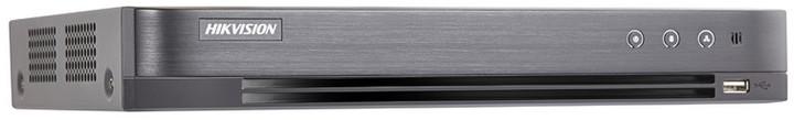 Hikvision DS-7208HUHI-K1, 8+2 kamery, HD-TVI, Analog, AHD, CVI, IP