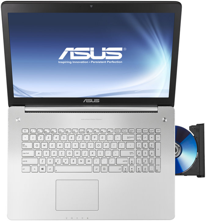 ASUS N750JV-T4148, černá