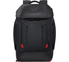 "Acer PREDATOR GAMING ROLLTOP BACKPACK 15,6"" GRAY BLACK - NP.BAG1A.255"