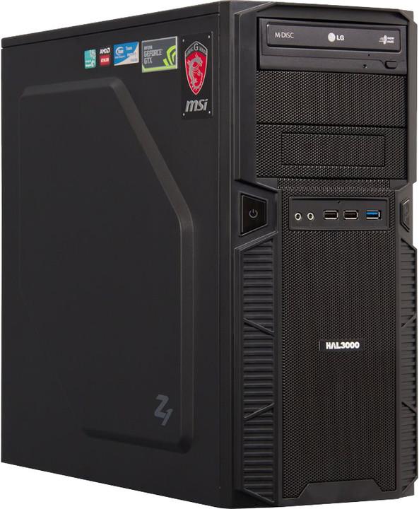 HAL3000 GAME MaxVeri /X4 860K/8GB/1TB/NV GTX960/W10