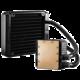 Coolermaster Seidon 120V V3 PLUS, vodní chlazení