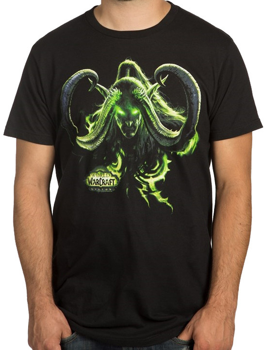 World of Warcraft: Legion - Illidan's Revenge (US XXL / EU XXXL)