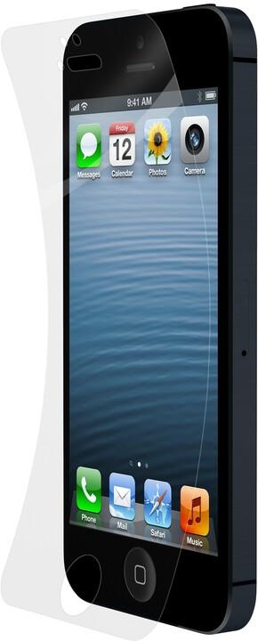 Belkin TrueClear InvisiGlass ochranné sklo pro iPhone 5/SE