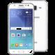 Samsung Galaxy J5, Dual SIM, bílá  + Zdarma SIM karta Relax Mobil s kreditem 250 Kč