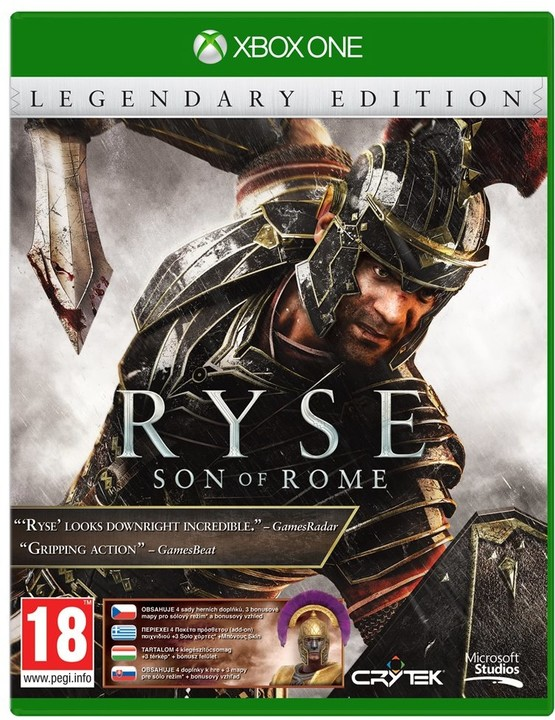 Ryse: Son of Rome Legendary Edition - XONE