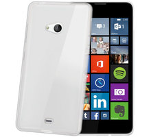 CELLY Gelskin pouzdro pro Microsoft Lumia 540 / 540 Dual SIM, bezbarvá - GELSKIN508