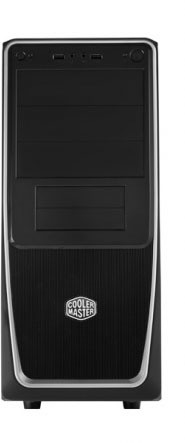 CoolerMaster Elite 311, black-silver