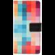 FIXED Opus pouzdro typu kniha pro Huawei Y5 (2017)/ Y6 (2017), motiv Dice