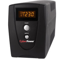 CyberPower SOHO UPS 800VA/480W - Value800ELCD-FR