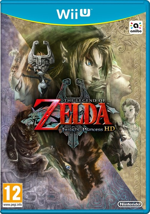 The Legend of Zelda: Twilight Princess HD (WiiU)