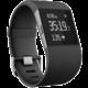 Fitbit Surge, L, černá