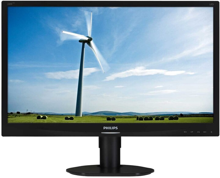Philips 220S4LCB - LED monitor 22""