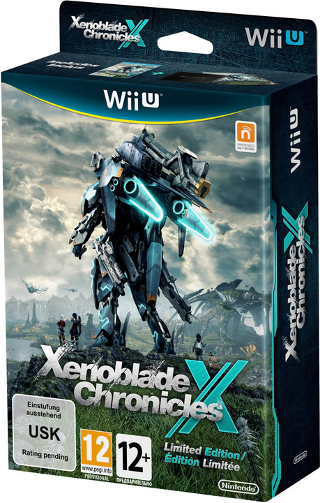 Xenoblade Chronicles X - Limited Edition (WiiU)