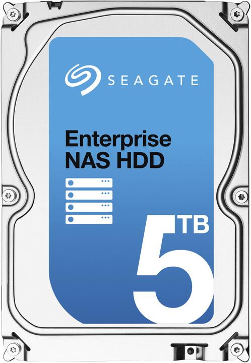 Seagate Enterprise NAS - 5TB