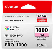 Canon PFI-1000M, magenta - 0548C001