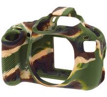 Easy Cover silikonový obal Reflex Silic pro Canon 1200D Camouflage - ECC1200DC