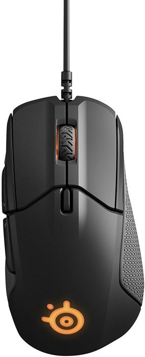 SteelSeries Rival 310, černá