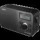 Sony XDR-S60DBP, černá