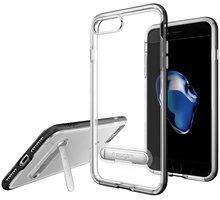Spigen Crystal Hybrid pro iPhone 7+, black - 043CS20680