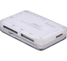 PremiumCord čtečka paměťových karet SDHC, USB 3.0 - ku3cm01