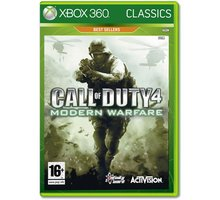 Call of Duty 4: Modern Warfare (Xbox 360) - 82251UK