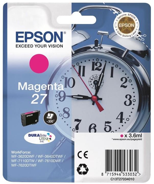 Epson C13T27034010, magenta
