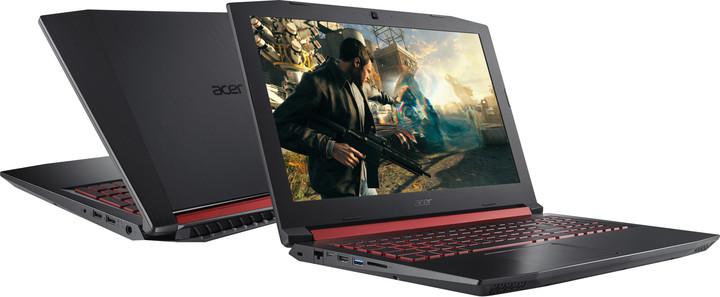 Acer Nitro 5 (AN515-51-565D), černá