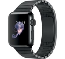 Apple Watch 2 38mm Space Black Stainless Steel Case with Space Black Link Bracelet - MNPD2CN/A