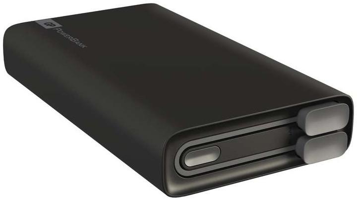 GP Powerbank RC10A 10400 mAh, černá
