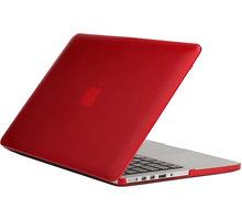 KMP ochranný obal pro 13'' MacBook Pro Retina, 2015, červená - 1115130106