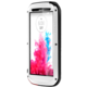 Love Mei Case LG G3 Three anti protective shell White