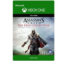 Assassin's Creed: The Ezio Collection (Xbox ONE) - elektronicky - G3Q-00227
