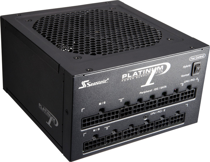 Seasonic SS-660XP2 F3 Platinum 660W