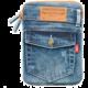 """Trust pouzdro na tablet 7-8"""" univerzální, sleeve, Jeans"""