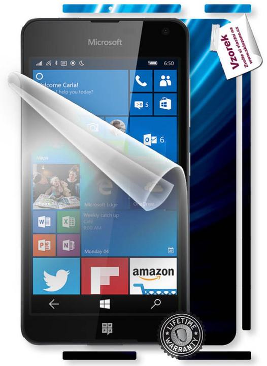 ScreenShield fólie na displej + skin voucher (včetně popl. za dopr.) pro Microsoft Lumia 650