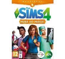 The Sims 4: Hurá do Práce - PC - PC - 5030937112519