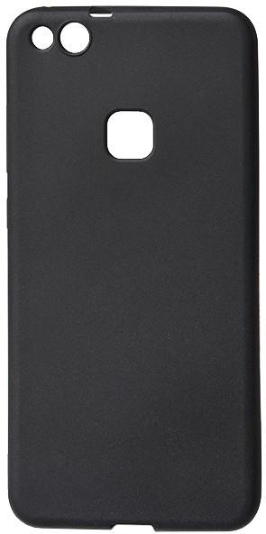 EPICO pružný plastový kryt pro Huawei P10 Lite Silk Matt - černý