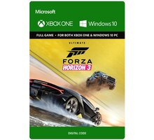 Forza Horizon 3: Ultimate Edition (Xbox Play Anywhere) - elektronicky - PC - G7Q-00039