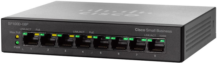 Cisco SF100D-08P