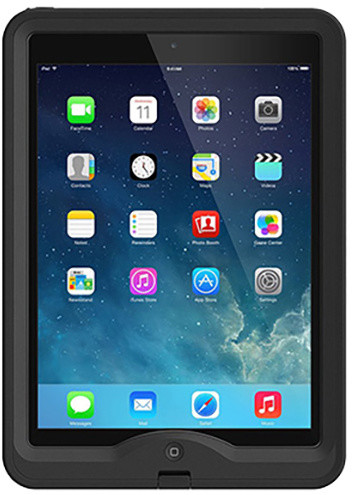 LifeProof nüüd odolné pouzdro pro iPad Air, černé