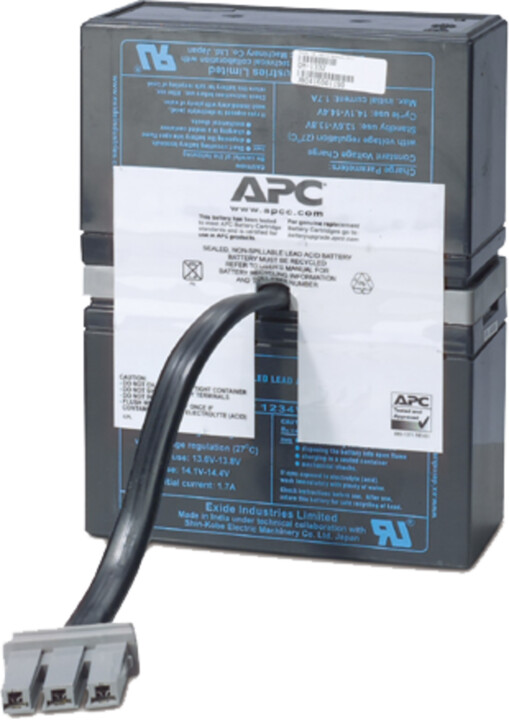 APC Battery replacement kit RBC33