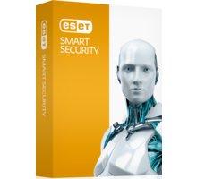 ESET Smart Security pro 4 PC na 2 roky, prodloužení licence