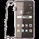CELLY Laser - lemování s kovovým efektem TPU pouzdro pro Huawei P9 Lite, černá