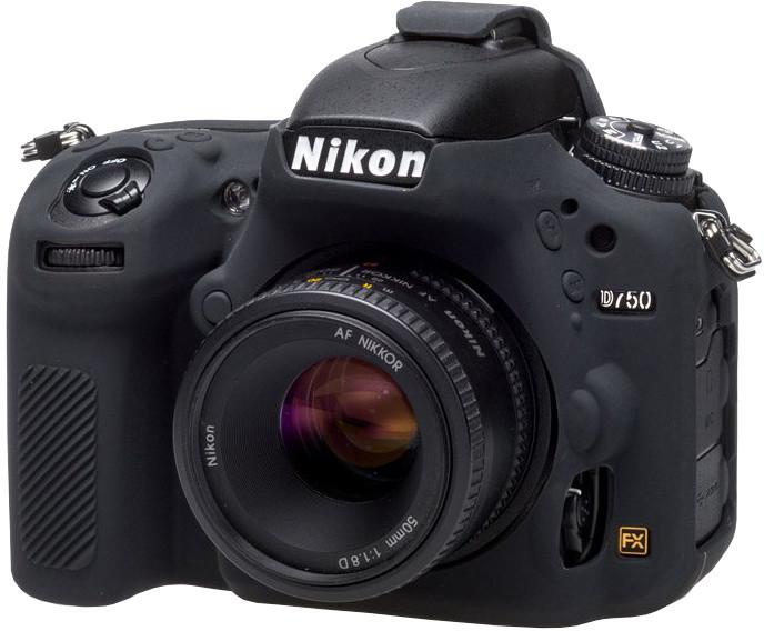 Easy Cover silikonový obal Reflex Silic pro Nikon D750, černá
