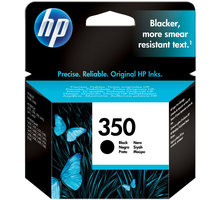 HP CB335EE, no.350, černá