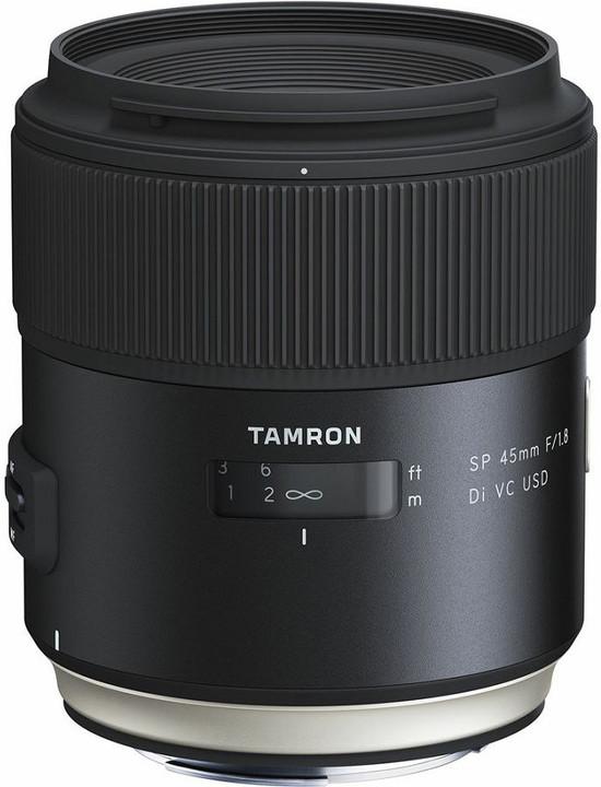Tamron SP 45mm F/1.8 Di USD pro Sony
