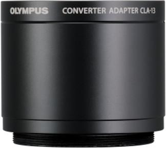 Olympus CLA-13 redukční kroužek mezi TCON-17X a Stylus 1