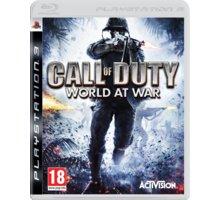 Call of Duty: World At War (PS3) - 84058UK