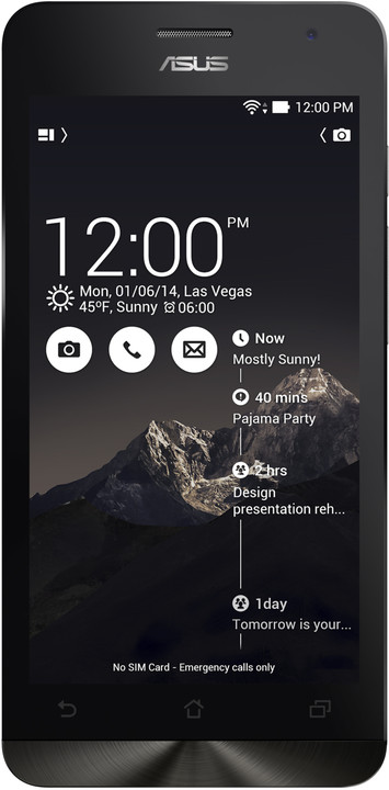 ASUS ZenFone 5 (A501CG) - 8GB, černá